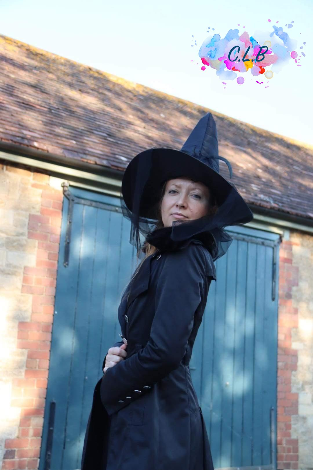 Caroline the witch of Lacock village