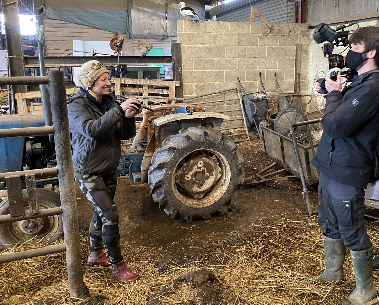 We are going on BBC Countryfile